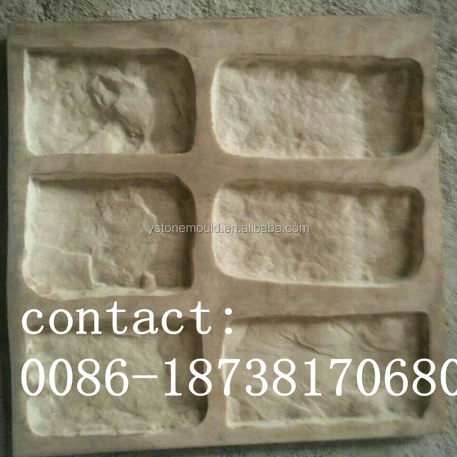 molds for artificial stone production line