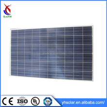 1640*992*40mm solar panel 250w color cells 19kg poly solar panel