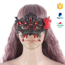 Drop Shipping Plus Size XL Cheap Feather Masks