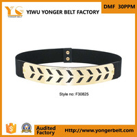 Hollow Style Metal Accessories Belt Fashion