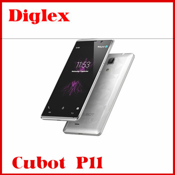 Original Cubot P11 Mobile Phone Android 5.1 MTK6580 Quad Core 1GB Ram 8GB Rom 5.0inch 1280*720p Play store Phone In stock