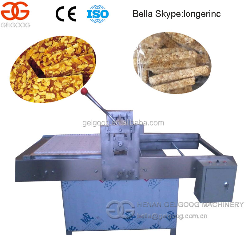 Hot Sale Peanut Bar/Peanut Candy Cutting Machine