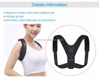 clavicle support brace Lumbar Support with Adjustable Straps, Keeps Back Straight