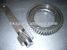 High Quality Custom made Steel Drive cog gear for Vacuum Cleaners