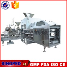 Big Bags Vertical Medicine Granule Sugar Filling Packing Machine