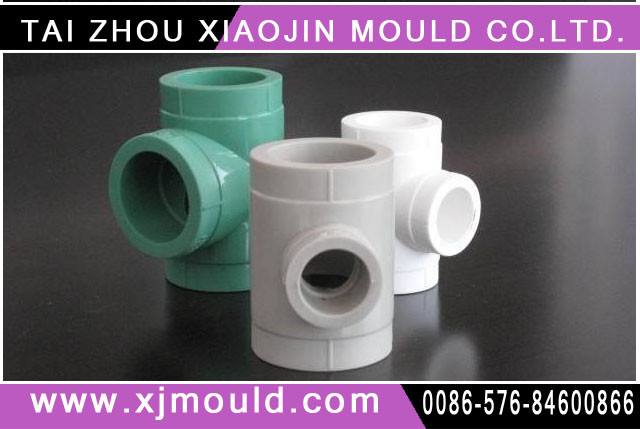 pipe fitting mould,PVC pipe fitting injection mold