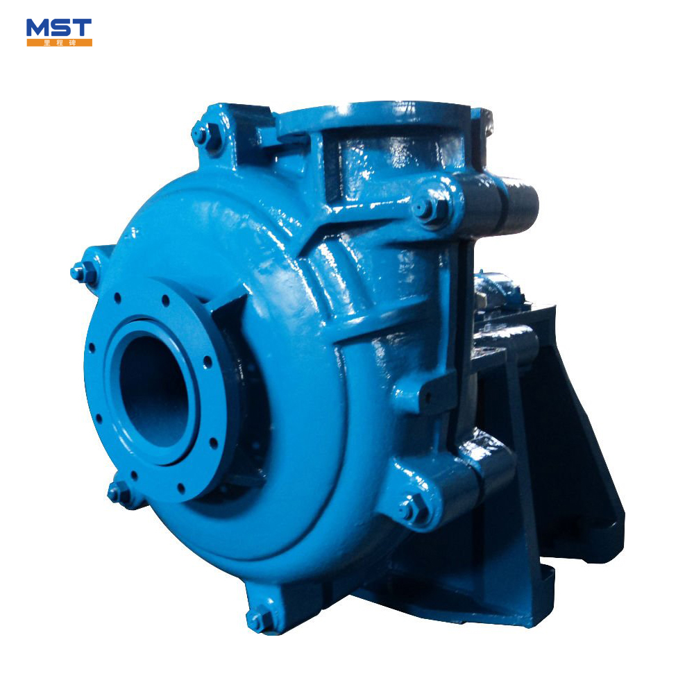 Horizontal Cantilever diesel engine driven dewatering pump