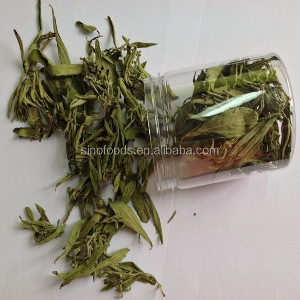 whole dry stevia leaves