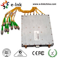 E-link 1x8 RF Fiber Optic Transceiver