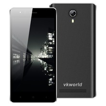 VKWORLD Mtk6580 Dual Core 4.5 inches IPS Touch Screen WIFI GPS 3G Android 5.1 Smart Cellular Phones F1