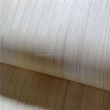 sliced cut engineered reconstituted white apricot wood timber veneer sheets