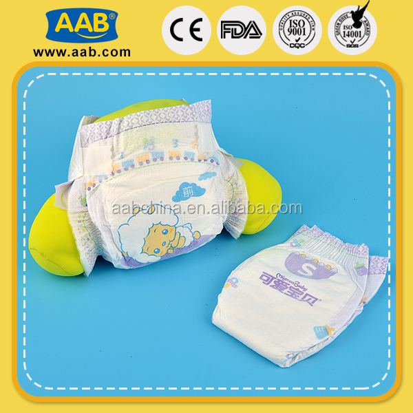 Made in China 24g-36g easy to wear tender care baby boys in diapers