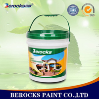Premium quality BEROCKS Different colors non toxic exterior primer paint