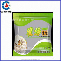Custom design Dumplings packing bag Chinese Factory