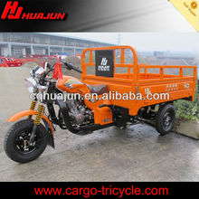 tricycle with cart/ 200cc covered oversized tricycles