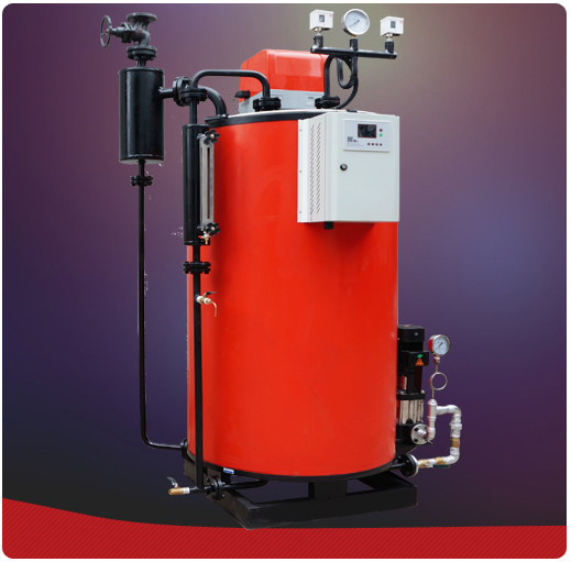 YANO Brand 200kg/h Vertical Fuel Natural Gas / Diesel Oil Steam Boiler CE for Ironing washing