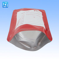 Flexible laminated food packaging printing chicken plastic bags