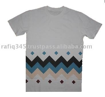 KATIF's Cotton Printed T-Shirts