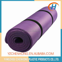 Mat for yoga in NBR material ,sublimation yoga mat ,High technology yoga mats fabric
