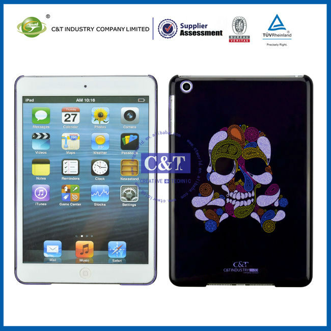 C&T skull case for ipad mini