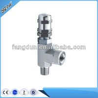 Unique Spring Loaded Safety Relief Valve