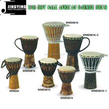 2016 hot sale african djembe drums