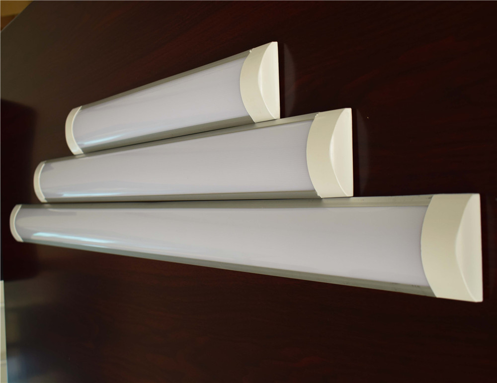 1.2m 24W led linear light,office led linear lighting fixture, led batten light to replace led tube with CE rosh approval