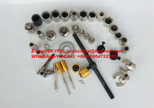 1060-2 Common Rail Diagnostic Tools 38pcs <strong>Injectors</strong> Assemble And Disassemble Tools