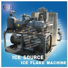 Commercial Flake Ice Plant