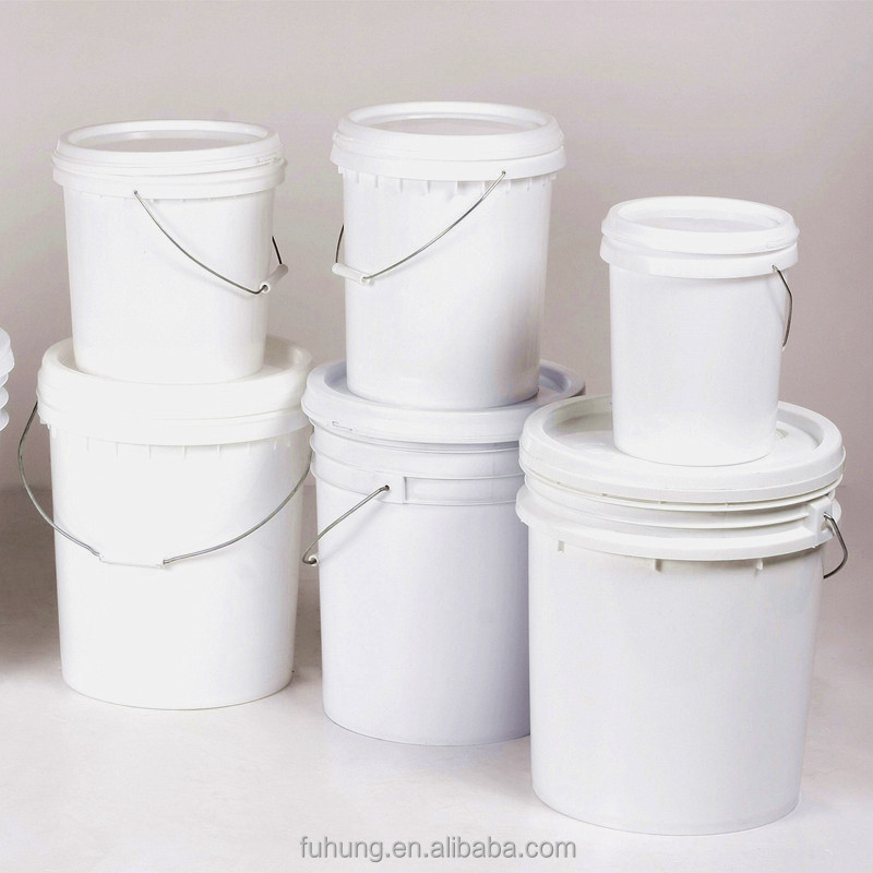 Huangyan high cost performance 1litres 5litres 10litres 15litres 20litres 25litres round square plastic paint bucket mould