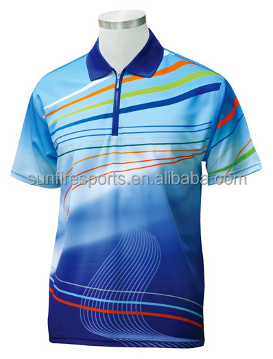 Wholesale custom sublimated unique polo shirts suppliers for Custom polo shirt manufacturers