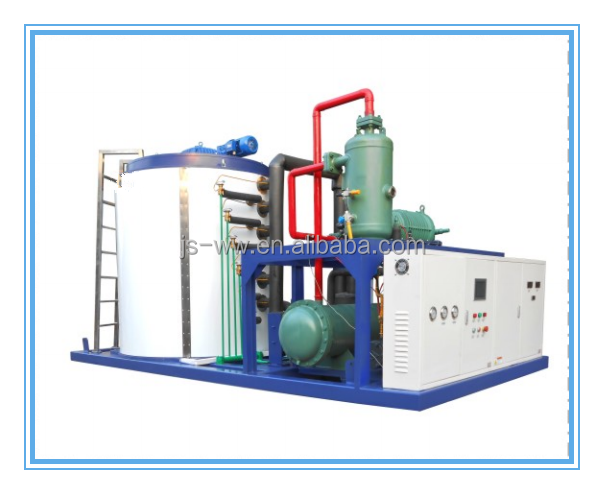 Ammonia System Evaperator Drum 5tons Capacity for Flake Ice Machine for Fishery