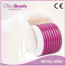 2017 factory wholesale 540 Derma roller,dermaroller,micro needle skin roller pen for wrinkle remover and scar reduction