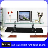 glass furniture latest design tv stands in india