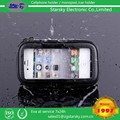 IP6-bike accessories Factory waterproof case Hot bike IP6 waterproof bag phone accessories for samrtphone,GPS,MP4