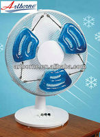 Send Cooler Fan Ice Pack OEM and logo print allowed