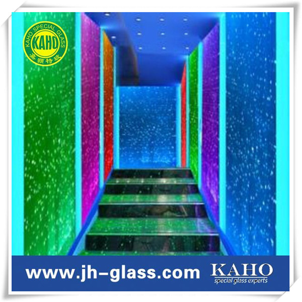 2014 new design Factory Wholesale Glowing Led Glass