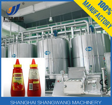 Complete automatic Tomato paste processing line making machine/plant