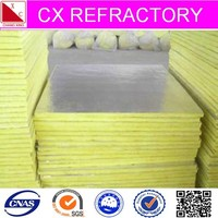 ISO certificate rock wool board price