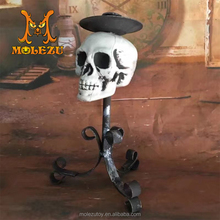 2017 Hot selling halloween horror prop halloween skeleton props