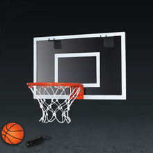 children basketball hoop backboard and rim mini indoor wall