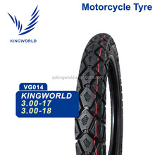 Diamond pattern durable autobike tire 3.00-17/18