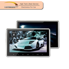 Hot selling car dvd 1080p 10.1 inch/9 inch headrest dvd player with wireless game