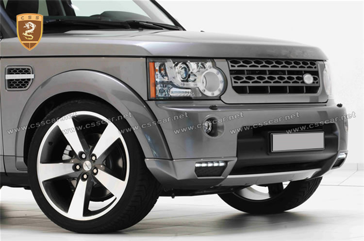 Wholesale price PU body kit for land-rover discovery