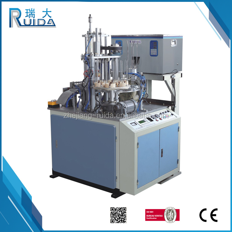 RUIDA Professional Manufacturer Black Tea Powder Filling Sealing Machine With Paper Cup