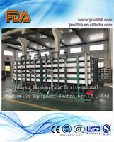 Brand purified water equipment and pure water production FAD and GMP standard reverse osmosis system for food drinking factory