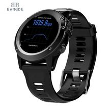 Touch Screen H1 GPS SIM 3G Heart Rate Monitor Camera Waterproof 30M Diving Sports Wristwatch