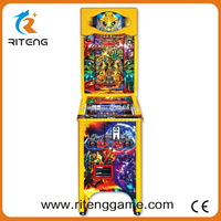 top 10 fashion brands Special Playing way Gambling pinball machine with 5.6.7 balls