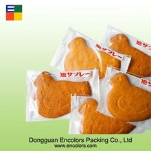 Small and cute shape cookies package bags