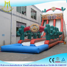 Hansel colourful kids playing inflatable toy amusment park children park items